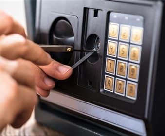 вскрытие сейфа в Видном